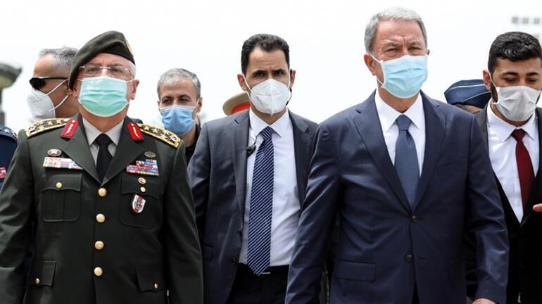 Son dakika... Bakan Akardan net Libya mesajı Her türlü riski aldık